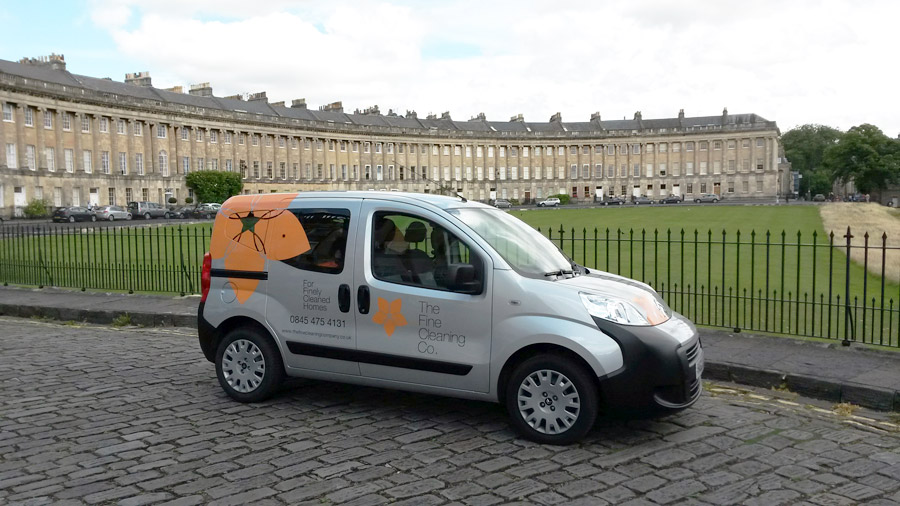 The Fine Cleaning Company Bath