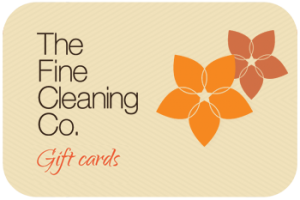 The Fine Cleaning Company Gift Vouchers